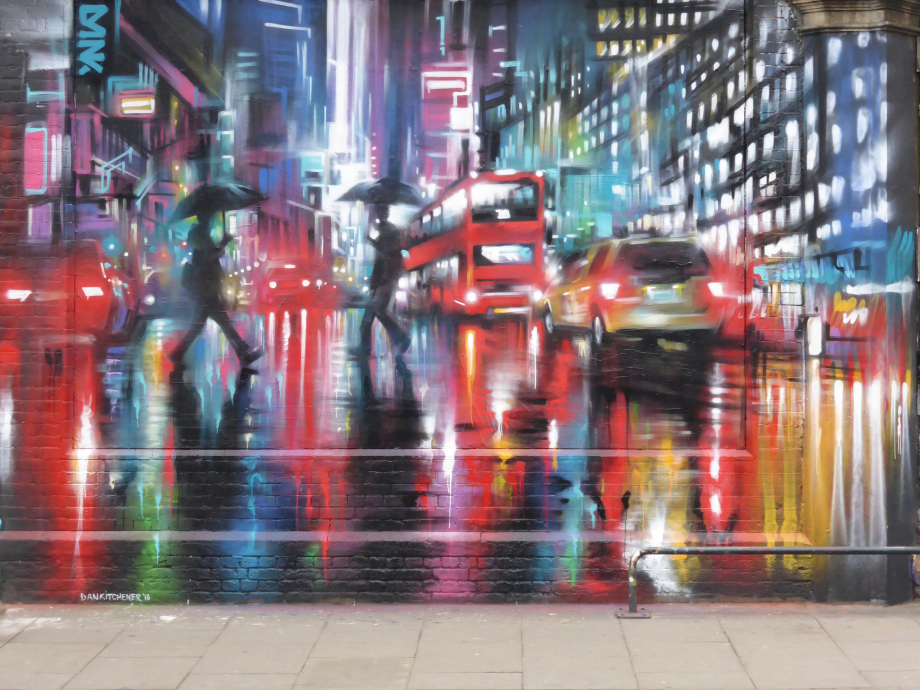 Airborne Mark, Elno, Seeds One, Artista & Dan Kitchener