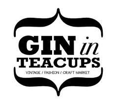 Gin in Teacups at the Shoreditch Art Wall