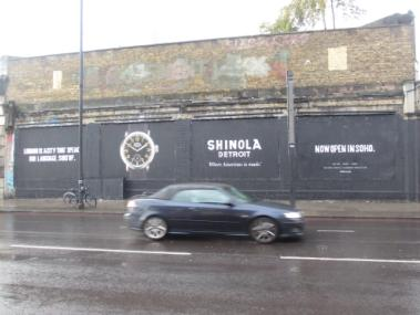 Shinola advertising