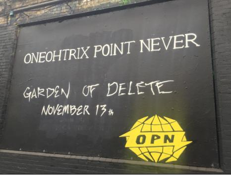 Garden of Delete from Oneohtrix Point Never